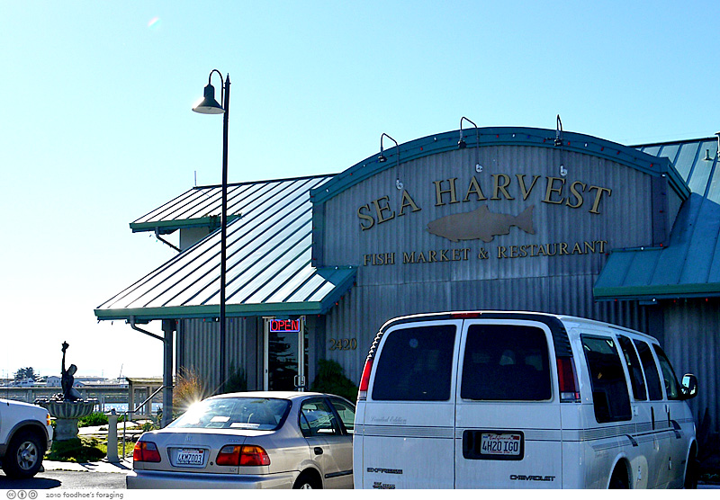 Sea Harvest Fish Market and Restaurant, Moss Landing - Foodhoe's Foraging