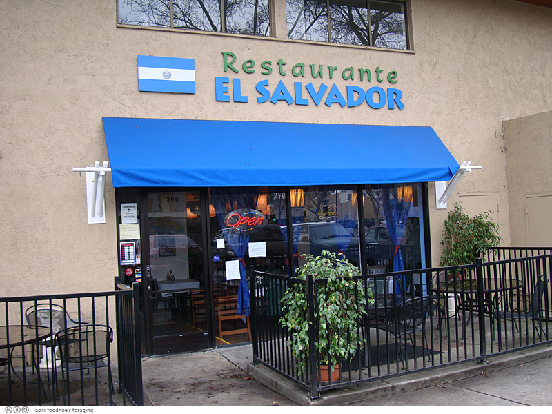 El Salvadorian Restaurant Kitchener