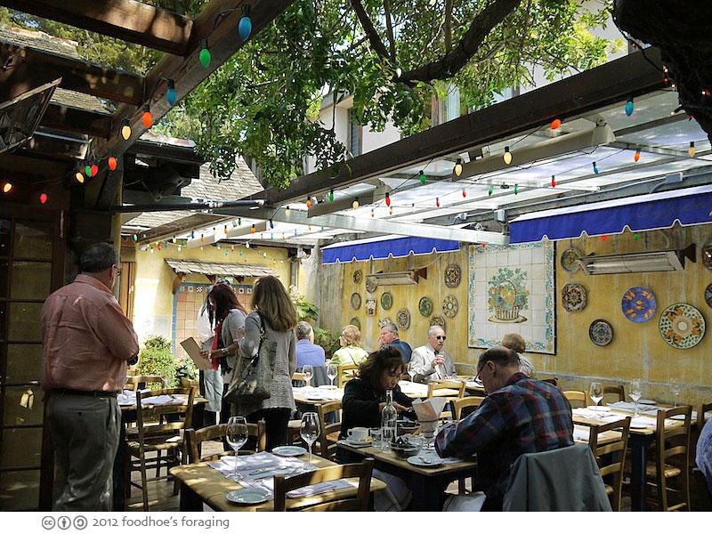 Lunch At Casanova S Restaurant In Carmel