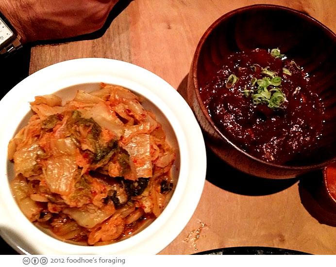 A Bo Ssäm feast at Namu Gaji, SF - Foodhoe's Foraging