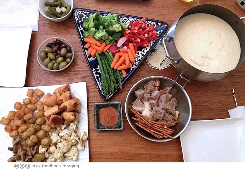 Amazing Fondue Dinner Party Ideas Part - 12: Foodhoeu0027s Foraging