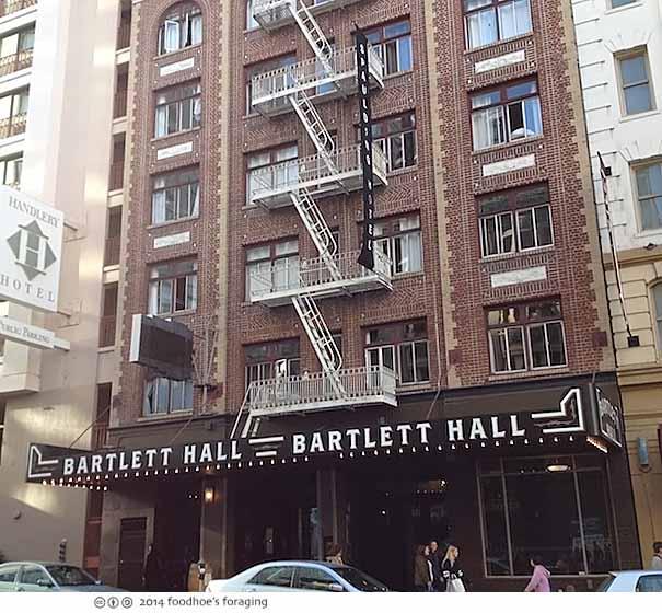 bartletthall