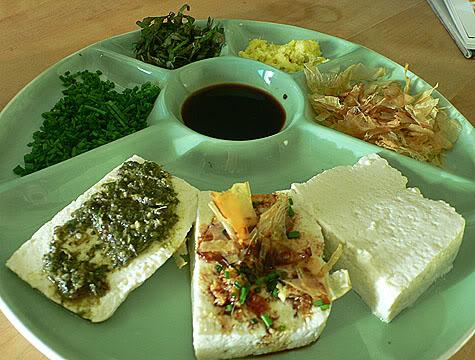 hand made tofu from san jose tofu